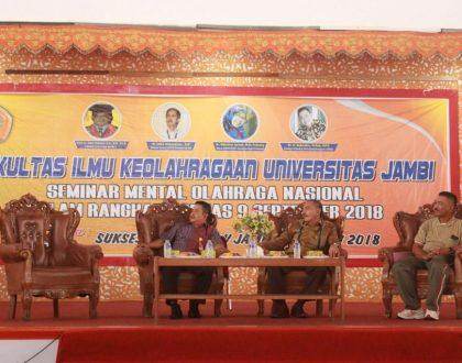 Kuliah Umum Fakultas Ilmu Keolahragan