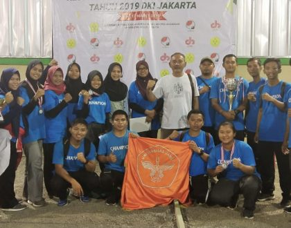 Universitas Jambi Keluar Sebagai Juara Umum dalam Kejuaraan Petanque pada tanggal 14 - 18 Maret 2019 di Jakarta, dengan meraih Medali 2 Emas, 1 Perak, dan 1 Perunggu.
